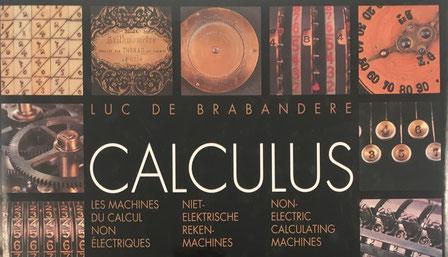 Calculus, Luc de Brabandere, año 1994