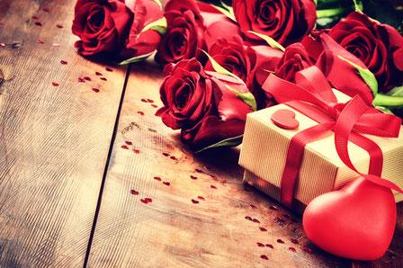 Février St Valentin. Crédit Photo inconnu.