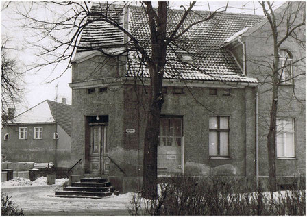 Ehem. Handelshaus Junke in den 1980er Jahren (Photo E. Zigan).