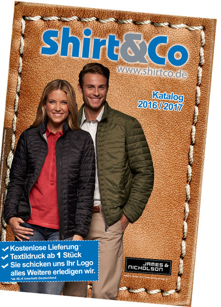 shirt&Co Katalog