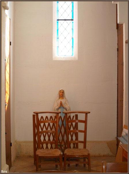 Chapelle Algérienne, pour prier la Vierge, Village de L'Herbe, Bassin d'Arcachon (33)