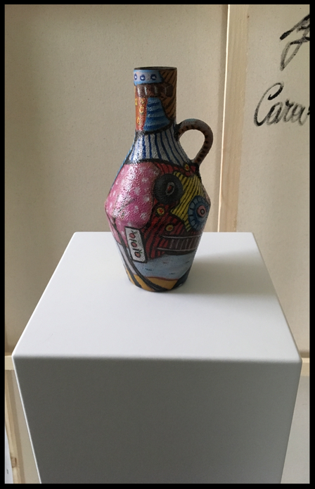"""#             """"Ceramic Vase"""" Nana Project 2017"""