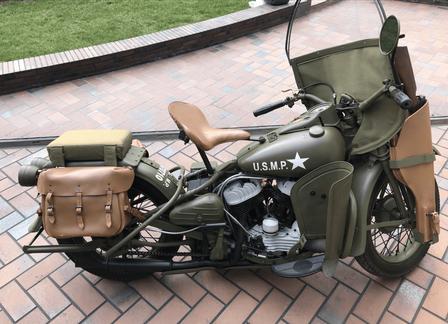Harley-Davidson WLA 45