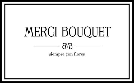 Tarjeta regalo Merci Bouquet