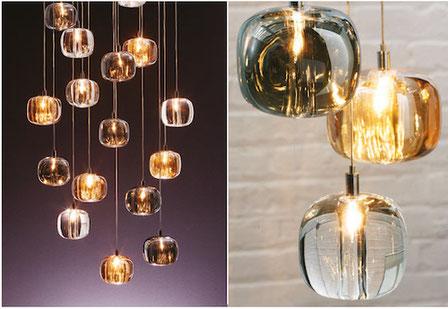 CUBIE Lampen von VISO Lighting aus Canada