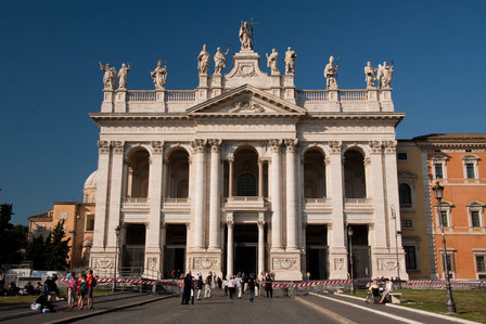 the best churches of rome saint john in lateran san giovanni in laterano holy steps guided tour
