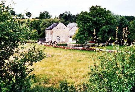 Moulin de La Vaux 09/08/2001