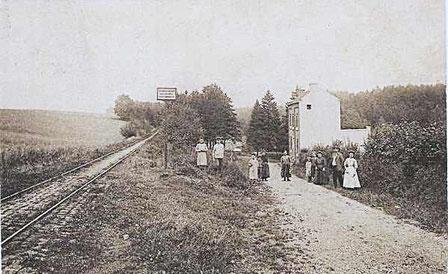 Rue du Moulin arrêt du tram