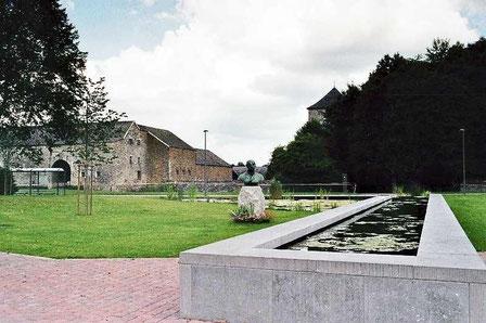 La nouvelle fontaine Aout 2008