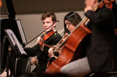 Cellounterricht in Hamburg
