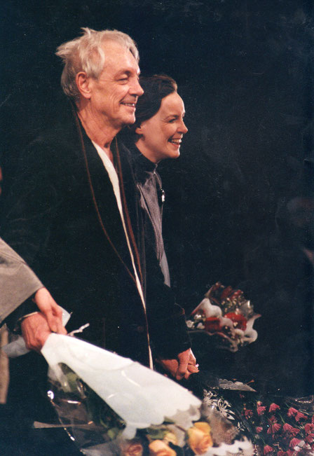 Кирилл Юрьевич Лавров и Мария Лаврова