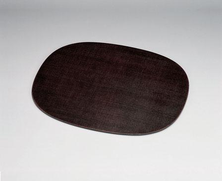 曙の研ぎ出し模様は定評があります 布張りは小傷が目立たなく敷板として最適です
