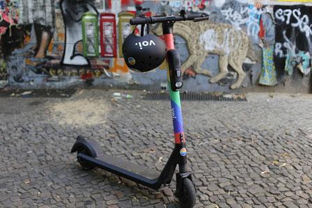 E-Scooter Versicherung abschließen