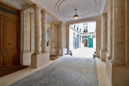 Ecole hôtelière Elysée privée Paris - formation hôtellerie