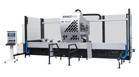 """Centri di lavoro CNC """"RMC M"""" e """"RMC SL"""" per collettori  Machining centres CNC """"RMC M"""" and """"RMC SL"""" for manifolds"""