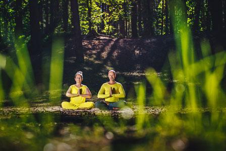 Yoga ist der Weg der Selbstverwirklichung