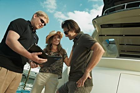 TPS  Concessionnaire Volvo Penta Hyères prend soin de votre bateau en votre absence.