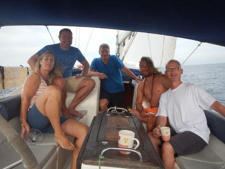 Reiseblog vom Segeltörn nach Mallorca