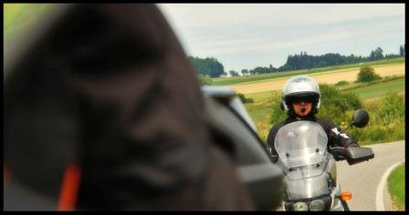Motorradfahren in der Mosel-/Hunsrückregion