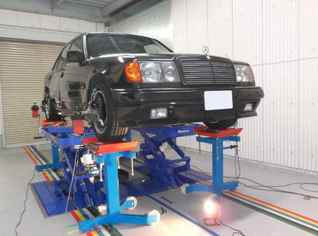 W124 3.2 AMG