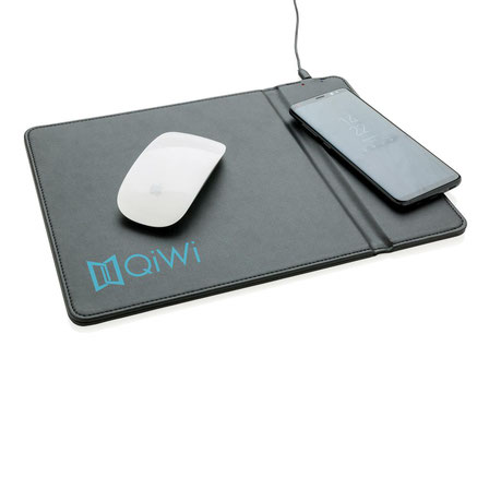 Mousepad bedrucken, Wireless Ladestation bedrucken, Mousepad Kabellose Ladestation bedrucken, Drahtlos-Ladestation mit Logo, Wireless Ladestation mit Logo, Kabellose Ladestation mit Logo, Mousepad Wireless