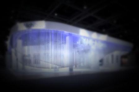 展示会 ブース JAPANTEX 株式会社アタッシュ