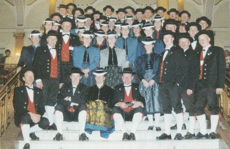 Blasmusik-Festival in Prag 2001