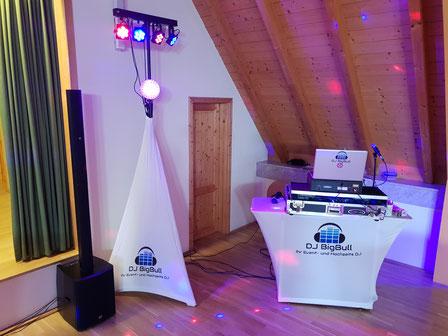 DJ für Hochzeiten im Odenwald