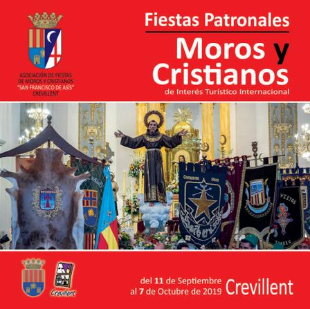 Fiestas en Crevillent Moros y Cristianos Programa