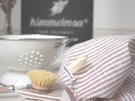 Küchen-Handtücher aus Leinen von himmelrosa