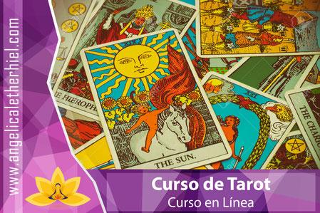 Lectura de Tarot en línea Angélica Letherhiel