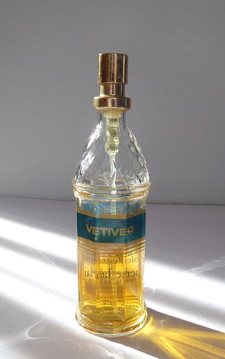 VETIVER - TESTEUR DE PARFUMERIE, VAPORISATEUR EAU DE COLOGNE 96 ML