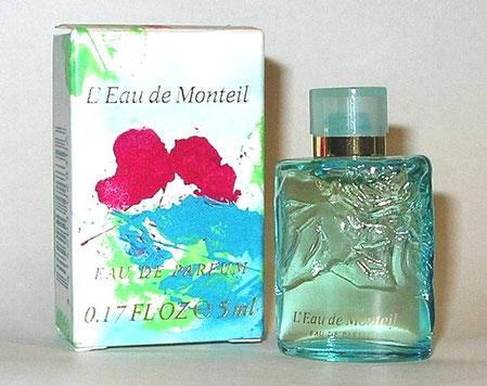 GERMAINE MONTEIL - L'EAU DE MONTEIL : EAU DE PARFUM 5 ML