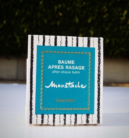 MOUSTACHE - BAUME APRES RASAGE
