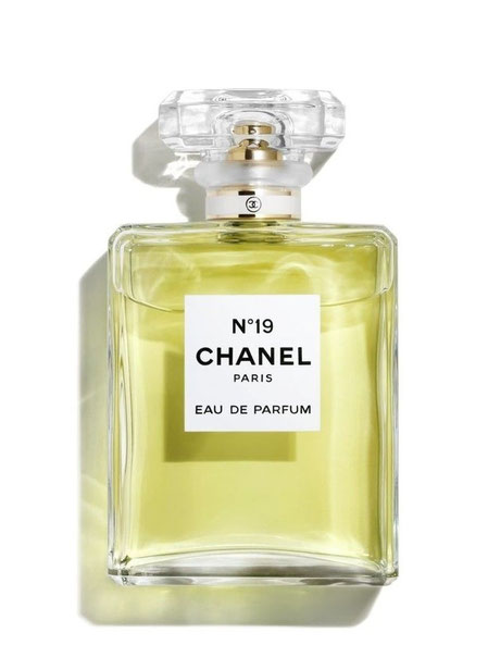 N° 19 - FLACON EAU DE PARFUM (PHOTO DE PRESSE)