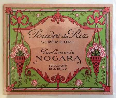 NOGARA PARFUMERIE - SACHET ECHANTILLON DE POUDRE DE RIZ