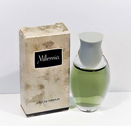 AVON - MILLENNIA EAU DE PARFUM : MINIATURE IDENTIQUE A CELLE DE LA PHOTO PRECEDENTE