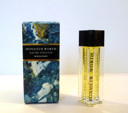 WORTH - MONSIEUR WORTH : EAU DE TOILETTE POUR HOMME