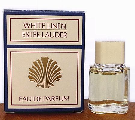 WHITE LINEN - EAU DE PARFUM - MINIATURE IDENTIQUE AUX PHOTOS PRECEDENTES