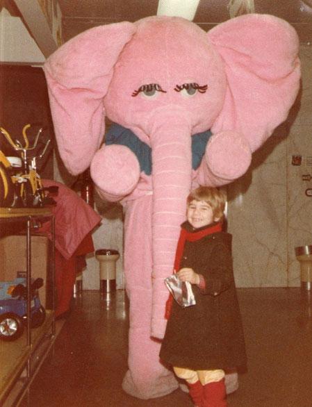 Con Dumbo. F. Pedro. P.Privada.