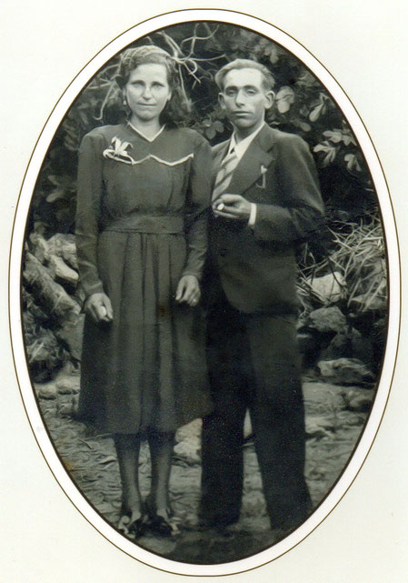 Papás: Genara & Antonio.