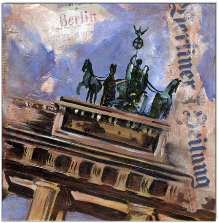 Berlin- Brandenburger Tor