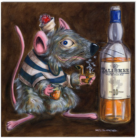 EMIL II: Whiskey Mouse