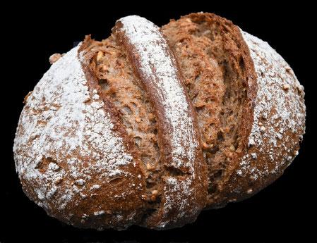 Dinkelbrot mit Roggen von der Bäckerei-Konditorie Spicher in Gunten am Thunersee
