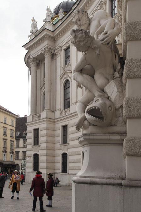 Wien - Hofburg