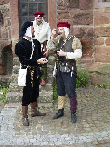 Historische Stadtrallye Würzburg