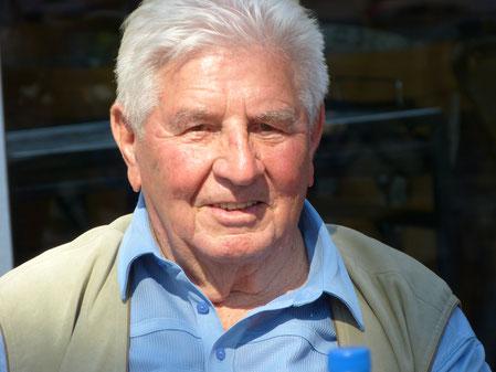 Jubilar Gerd Konietzny