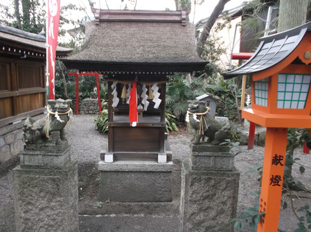 伊砂砂神社(末社)八幡宮