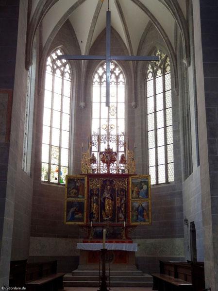 Johanneskirche, Domberg Freising