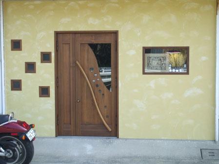 木製玄関ドア 木製 ドア
